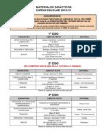 Libros de 2018-19 DEF