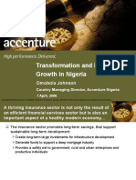 Transformation and Insurance Growth in Nigeriav0.3
