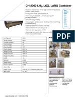 Cryofab CH Series Specs 2000