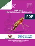 Buku saku penatalaksanaan malaria 2017.pdf