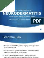 preskas neurodermatitis