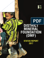 District Mineral Foundation DMF Report