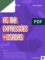 INGLÊS+-+As+100+Expressões+Mais+Usadas.pdf