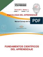 B - AYUDAS 1 Fudamentos Cientìficos de La Psicologìa Del Aprendizaje Part 1 (1)