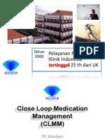 Close Loop Medication Management