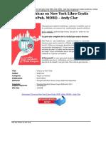 SlideDoc.es-descargar Chicas en New York Libro Gratis (PDF EPub MOBI) - Andy Clar