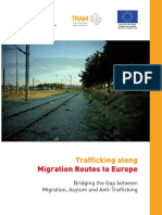 Bridging the Gap Between Migration Asylum and Anti-Trafficking
