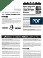 Díptico para Velatones Ñuñoinas en Apoyo al Pueblo Mapuche - para IMPRIMIR