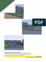 Proyecto Parque Barrio La Paz