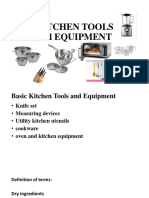 Kitchen Tools Group II