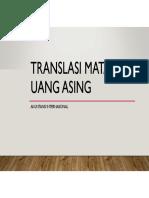 Bab 6 Translasi Mata Uang Asing