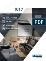 Catalogo General Arregui 2017 Sp