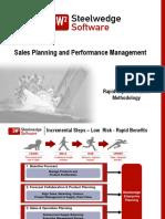 Steelwedge Rapid Implementation Methodology