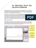Cara Belajar Photoshop Dasar dan Apa Saja yang Harus Dipahami.docx