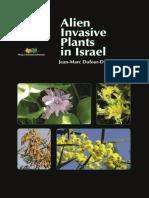 Alien Invasive Plants in Israel Full