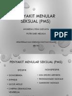 Penyakit Menular Seksual PMS