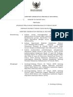 Permenkes 58-2014 Standar Yanfar di RS.pdf