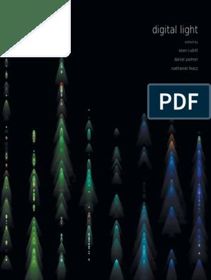 Cubitt-Palmer-Tkacz_2015_Digital-Light pdf | Rgb Color Model