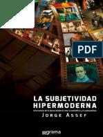 La subjetividad hipermoderna - Jorge Assef.pdf