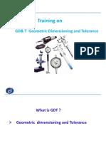 GDT Training Basic