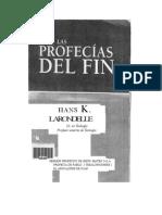 82875802 LIBRO Las Profecias Del Fin