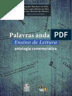 E-book Palavras Andantes - Ensino de Leitura 2018