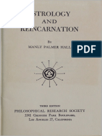 1945 Hall Astrology and Reincarnation
