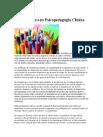 El Diagnóstico en Psicopedagogía Clínica
