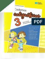 Cadernos Caligráficos 3