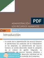 Administración Global de Los Recursos Humanos