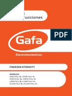 Manual Instructivo Freezer Eternity Full