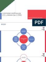 Enfermedad Cardiovascular y DM2