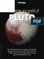 The strange, icy world of Pluto
