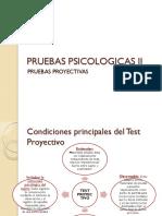 Rapport en Pruebas Proyectivas