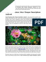 Login Permainan Joker Dengan Smartphone Android