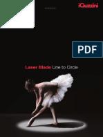 Laser Blade 2015 - IGuzzini - De