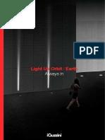 Light Up Orbit-Earth - IGuzzini - De