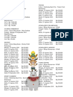 Asian Games - Tiket & Jadwal