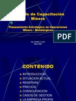 Inst Cap Minera Mayo 2005 (Fondo Azul)