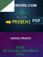 1a. Modul Praktis Twk Alzerone.com