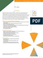 Focus 2010 Datasheet