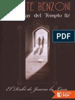 El Rubi de Juana La Loca - Juliette Benzoni