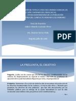 Presentacion TJG