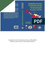 Geografia Al Servicio de La Paz