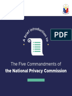 Irr Data Privacy Act