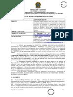 Edital Pregao Eletronico No. 25-2016 - Aquisicao Software de Planilha Para Reitoria