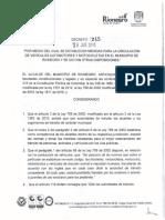 Decreto 245