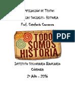 Compilación de Textos Historia II