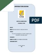 Plan de Negocio Fabricacion Champu