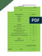 Trabajo de Presupuestos Miercoles Formulas Polinomicas
